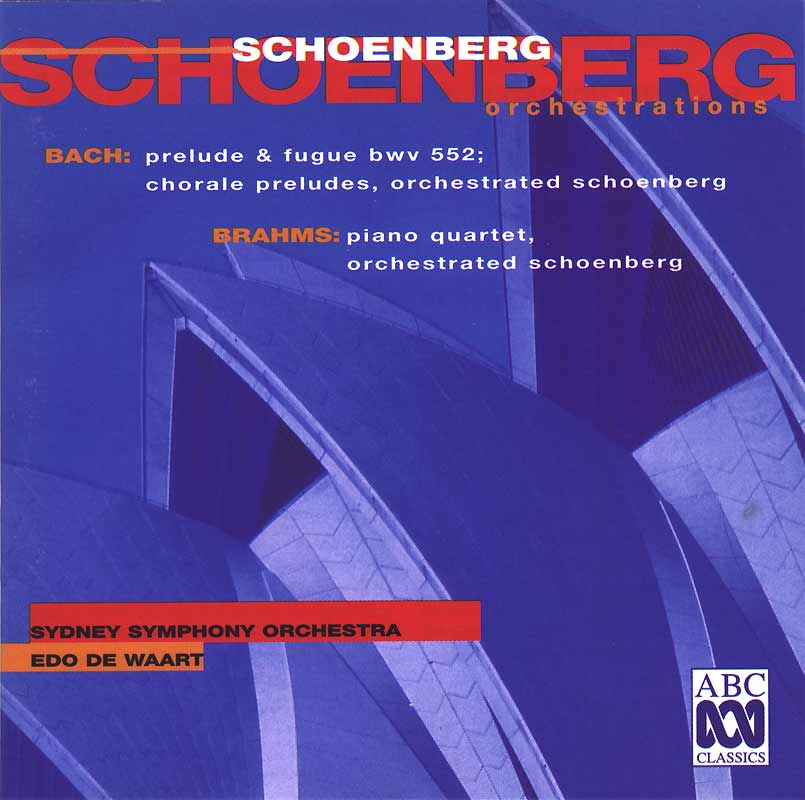 bach and schoenberg essay